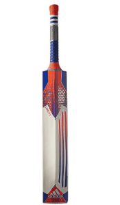adidas Pellara League Cricket Bat, Men's Short Handle (Red) at rs.2,699