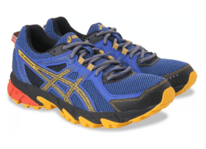 asics men's sports shoes at 60% off