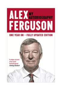 Alex Ferguson My Autobiography (Book) at Rs.351 only