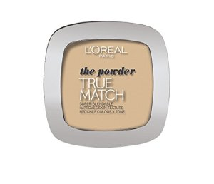 Amazon - Buy L'Oreal Paris True Match Press Powder, Beige N4 (9g) at Rs 541 only