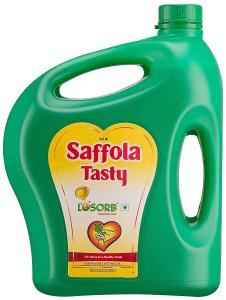 Amazon- Buy Saffola Tasty, Pet Jar, 5L for Rs 524