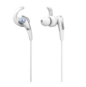 Audio Technica ATH-CKX5 WH Sonic Fuel In-ear headphones, White at rs.699