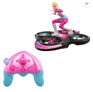 Barbie Star Light Adventure Flying RC Hoverboard DLV45 at rs.1,997