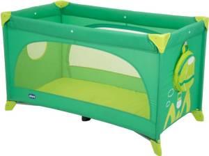 Chicco Easy Sleep Playard Cot (Green)
