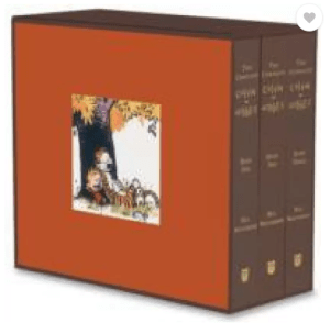 Complete Calvin and Hobbes (Hardcover) at rs.4,139