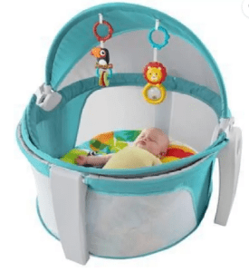Fisher-Price On-The-Go Baby Dome at rs.4,969