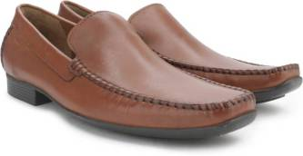 Get up to 81% Discount on Ruosh Men Genuine Leather Shoes