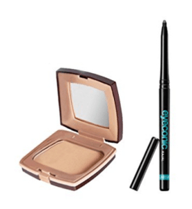 Lakme Radiance Face Compact, 9g with Eyeconic Kajal, 0.35g at rs.156