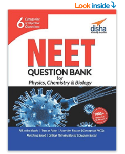 NEET/AIIMS Objective Question Bank for Physics, Chemistry & Biology at rs.179