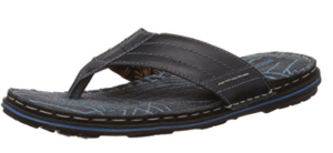 Red Tape Mens Leather Sandals