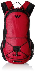 Wildcraft 5 Ltrs Red Rucksack for Rs 839