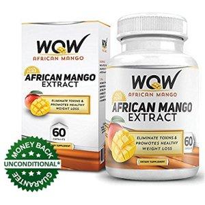 Wow African Mango