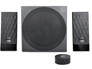Altec Lansing Lozenge AL-SND340F 2.1 Home Audio Speaker (Black) at Rs.4990