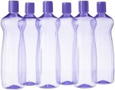 (App only) Amazon- Buy Princeware Aster Pet Fridge Bottle Set, 975ml, Set of 6, Violet at Rs 139 only