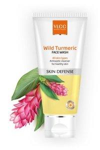 Amazon VLCC Wild Turmeric Face Wash, 80ml