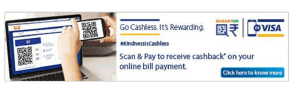 BSES Bill payment- Get upto Rs 150 cashback