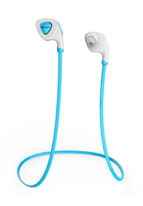 Bluedio Q5 Sports Bluetooth Stereo Headphones (Blue) at Rs.599