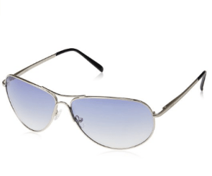 Amazon – Buy Fastrack Aviator Sunglasses (White) (M050BU2) at Rs.649 only