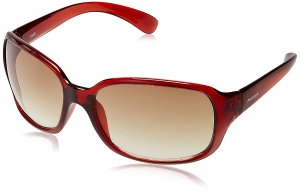 Amazon – Buy Fastrack Rectangular Sunglasses (Red) at Rs 470 only