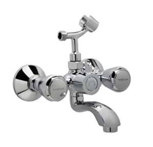 Amazon – Hindware F100018QT Contessa Wall Mixer With Hand Shower Arrangement at Rs 1799 only