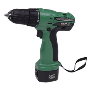 Hitachi DS7DF AS Driver Drill with Ni Cad Battery, 7.2V at rs.3,899