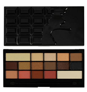Amazon – Buy Makeup Revolution London I Heart Makeup, Chocolate Vice, 22g at Rs.712 only