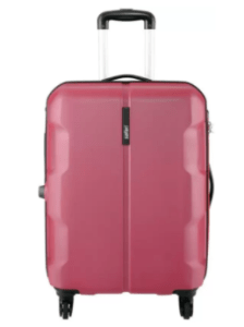Flipkart – Safari DYNAMITE PLUS PC 55 RED Cabin Luggage at Rs 2325 only