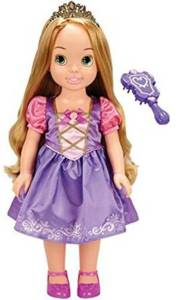 "Disney Princess Rapunzel 20"" Electronic Talking And Lightup (Purple) for Rs 1887"