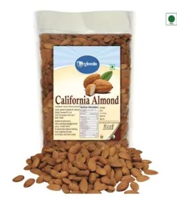 PayTM is selling Glomin California Almond Raw 500Grams (Pack Of 1) for Rs 318 only. Amazon is selling this product at Rs 609 and Flipkart is selling this at Rs 599