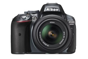 PayTM is selling  Nikon D5300 (with AF-S 18-55 mm VR Lens) 24.2 MP DSLR Camera (Black) for Rs 33005 only.