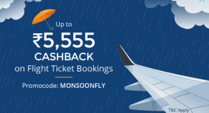 paytm monsoonfly offer