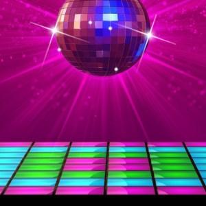 disco-ball-and-disco-floor