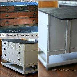 Classy Paint Making Kitchen Island From Cabinets Dresser To Kitchen Photo Collage Dresser To Kitchen Island Cart