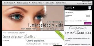 Crema piel grasa-tratamiento facial