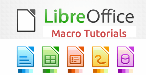 Writing a Macro in LibreOffice Calc - Getting Started