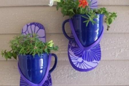 idee decoration porte plante a fabriquer soi meme astuce tongue couleur e1423509928493