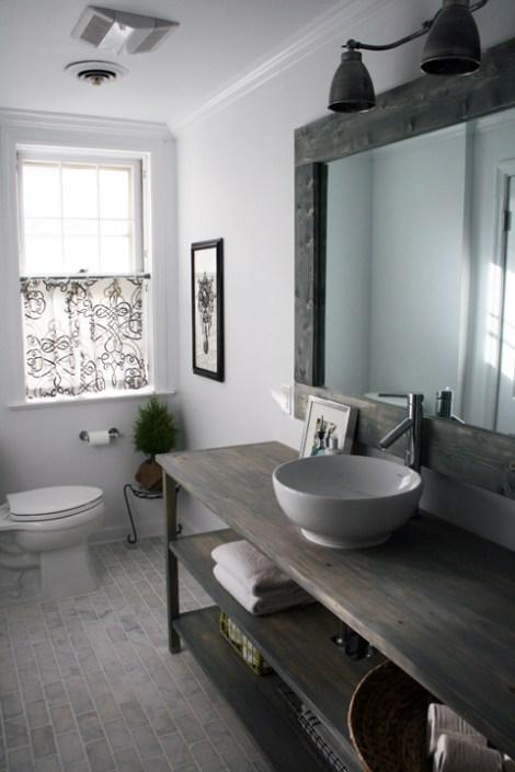 Suite de ma sélection d'idées déco pour une jolie salle de bain ...