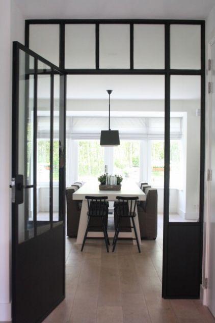 Une maison moderne aux touches vintage decocrush for Deco moderne appartement