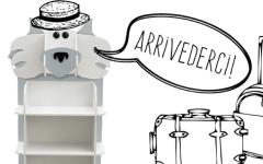 Crush : des meubles animaux trop rigolos chez Mirabelle Design | @decocrush - www.decocrush.fr