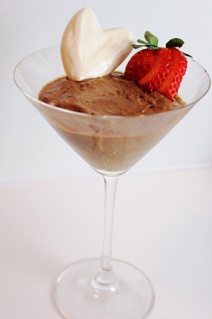 Dark Chocolate Mousse (portrait) 2