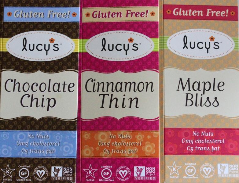 Chocolate Chip, Cinnamon Thin & Maple Bliss