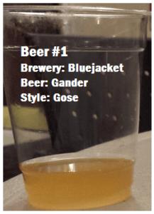 Sour Beer 1
