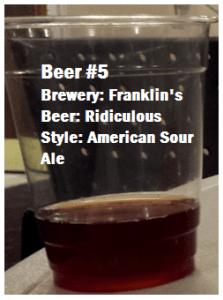 Sour Beer 5