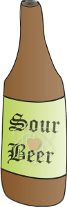 Sour Beer Bottle sm