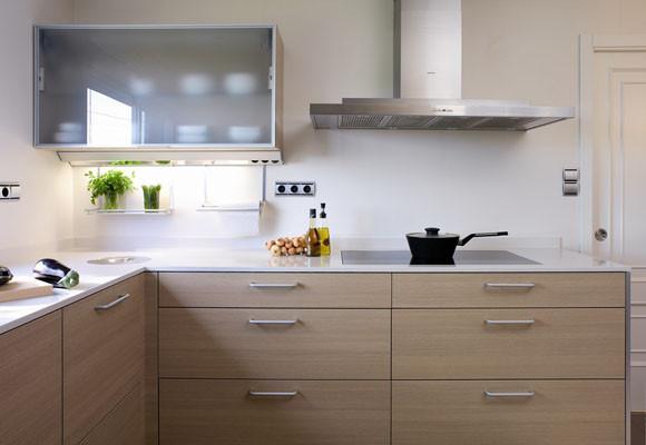 Cocina materiales y ventajas for Materiales de cocina