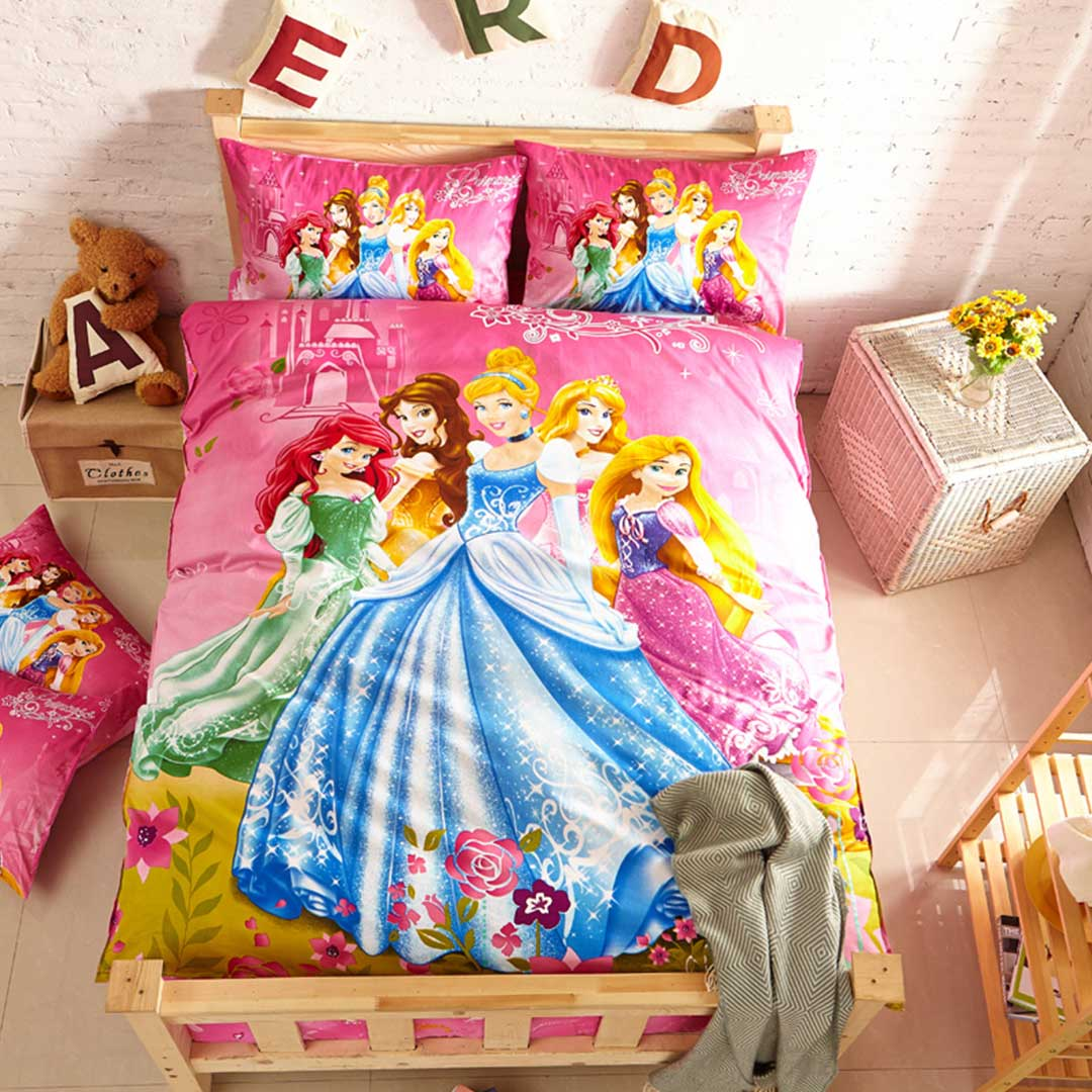 Fabulous Disney Princess Bedding Set Disney Princess Twin Bedding Set A Gift Decohoms Twin Bed Sheets Girl Twin Bed Sheets Comforter Sets baby Twin Bed Sheets