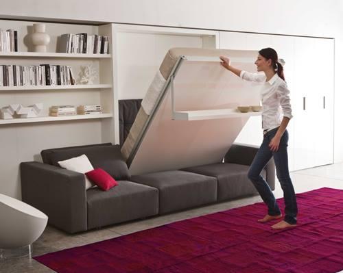 Por fin camas abatibles de dise o impecable ya era hora - Muebles cama abatibles ikea ...