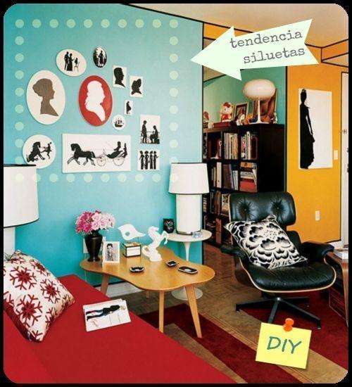 Decoracion vintage muebles con palets y reciclados ideas for Cuadros originales decoracion