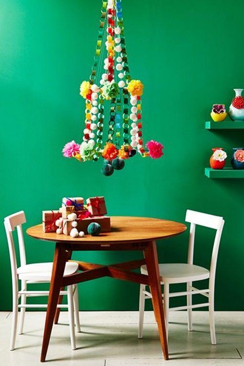 Decoracion vintage muebles con palets y reciclados ideas for Decoracion navidena original