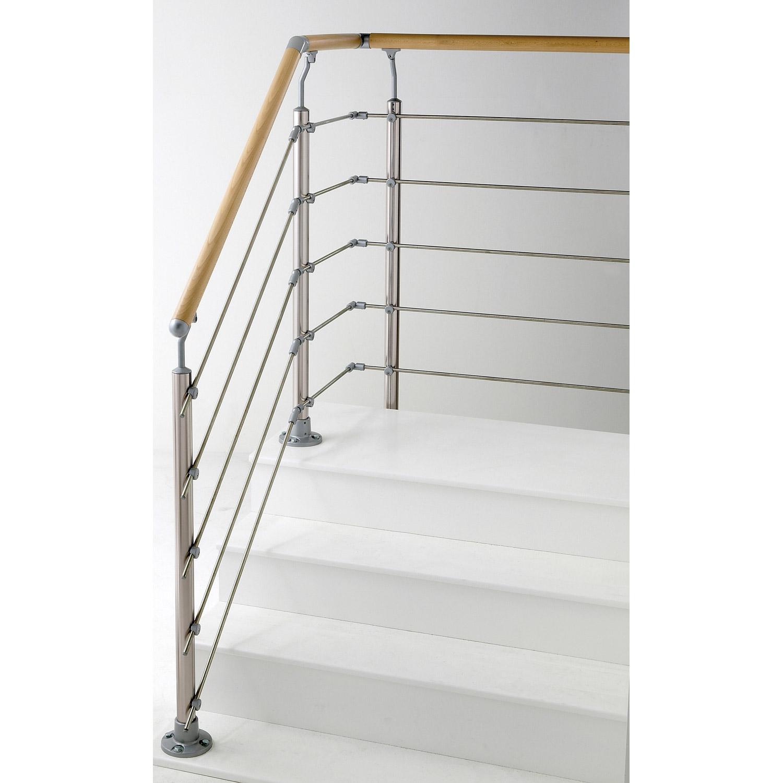 Garde Corp Bois Leroy Merlin : Relooker un escalier avec un petit budget – D?conome